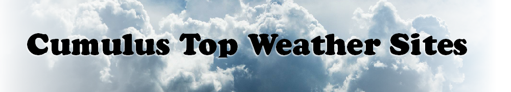 Cumulus Top Weather Sites